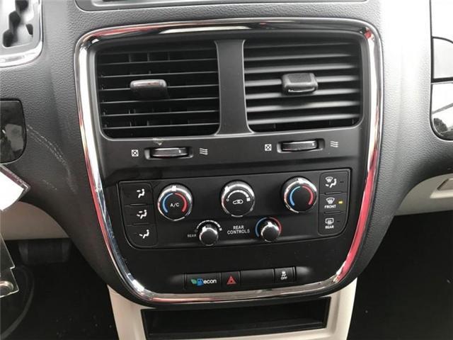 2019 Dodge Grand Caravan CVP/SXT (Stk: Y18625) in Newmarket - Image 17 of 22