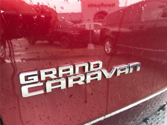 2019 Dodge Grand Caravan CVP/SXT (Stk: Y18625) in Newmarket - Image 22 of 22