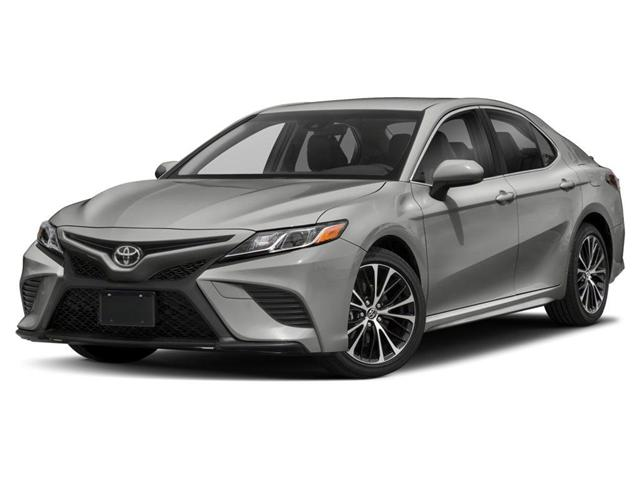 2019 Toyota Camry SE (Stk: E19378) in Cochrane - Image 1 of 9