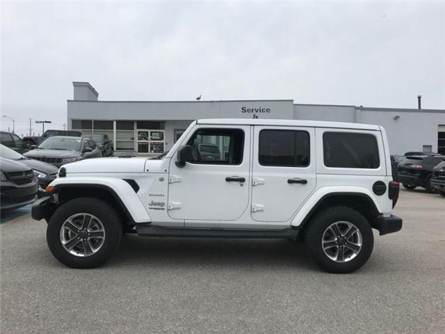 2019 Jeep Wrangler Unlimited Sahara (Stk: W18660) in Newmarket - Image 2 of 23