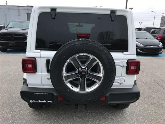 2019 Jeep Wrangler Unlimited Sahara (Stk: W18660) in Newmarket - Image 4 of 23