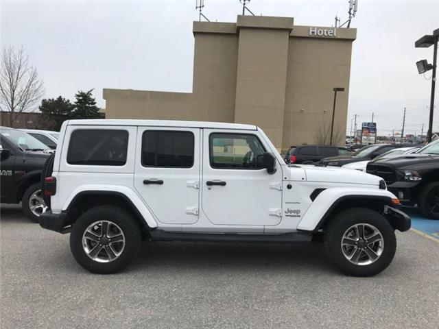 2019 Jeep Wrangler Unlimited Sahara (Stk: W18660) in Newmarket - Image 6 of 23