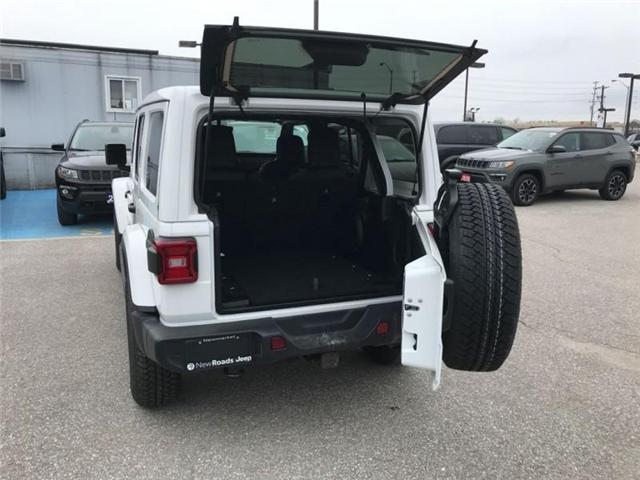 2019 Jeep Wrangler Unlimited Sahara (Stk: W18660) in Newmarket - Image 10 of 23