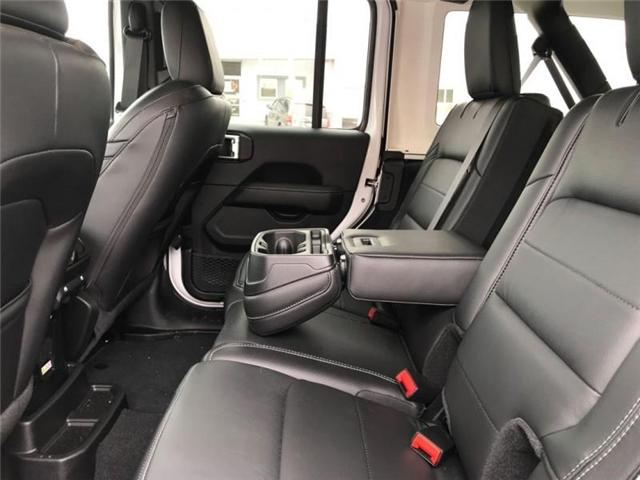 2019 Jeep Wrangler Unlimited Sahara (Stk: W18660) in Newmarket - Image 11 of 23