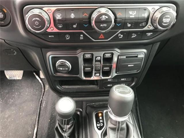 2019 Jeep Wrangler Unlimited Sahara (Stk: W18660) in Newmarket - Image 17 of 23