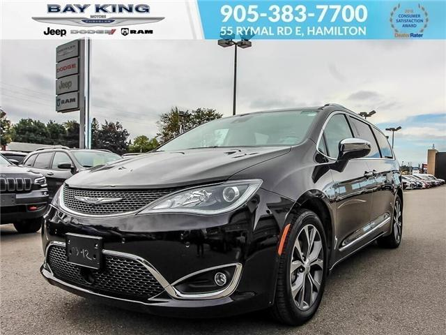2018 Chrysler Pacifica Limited (Stk: 6637) in Hamilton - Image 1 of 23