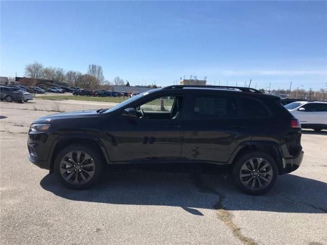 2019 Jeep Cherokee Limited (Stk: J18673) in Newmarket - Image 2 of 22