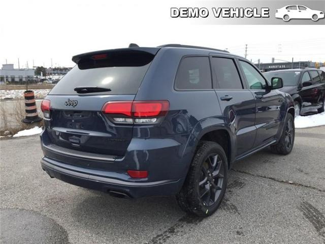 2019 Jeep Grand Cherokee Limited (Stk: H18774) in Newmarket - Image 5 of 19