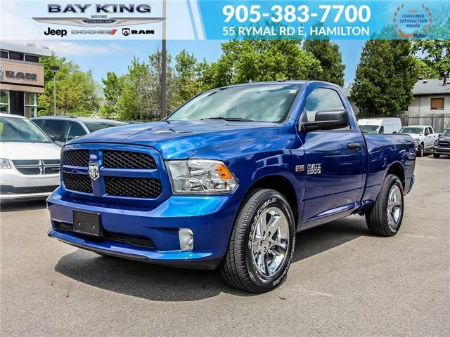 2016 RAM 1500 ST (Stk: 197194A) in Hamilton - Image 1 of 17