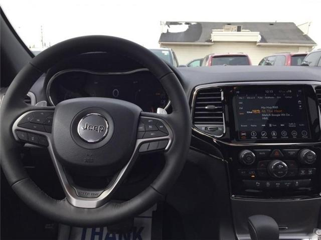 2019 Jeep Grand Cherokee Limited (Stk: H18774) in Newmarket - Image 12 of 19