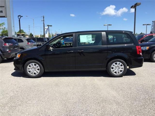 2019 Dodge Grand Caravan CVP/SXT (Stk: Y18808) in Newmarket - Image 2 of 21