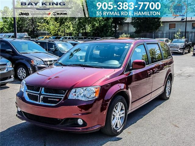 2018 Dodge Grand Caravan Crew (Stk: 6849R) in Hamilton - Image 1 of 14