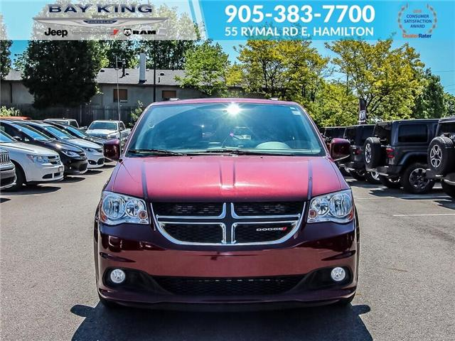 2018 Dodge Grand Caravan Crew (Stk: 6849R) in Hamilton - Image 2 of 14