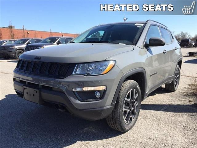 2019 Jeep Compass Sport (Stk: M18682) in Newmarket - Image 1 of 21
