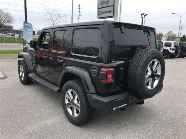 2019 Jeep Wrangler Unlimited Sahara (Stk: W18837) in Newmarket - Image 3 of 22