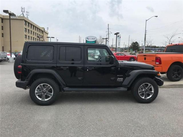 2019 Jeep Wrangler Unlimited Sahara (Stk: W18837) in Newmarket - Image 6 of 22