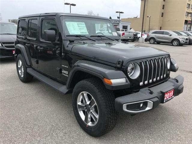 2019 Jeep Wrangler Unlimited Sahara (Stk: W18837) in Newmarket - Image 7 of 22