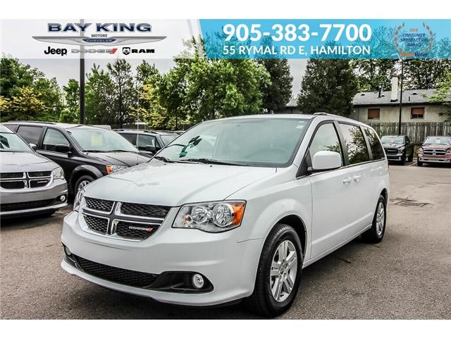 2018 Dodge Grand Caravan Crew (Stk: 6846R) in Hamilton - Image 1 of 23