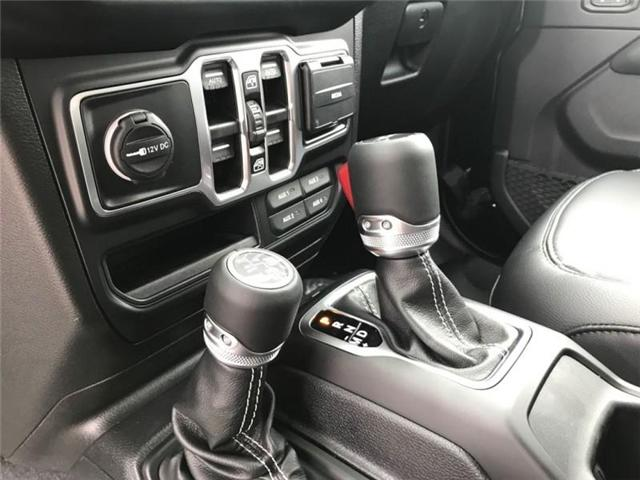 2019 Jeep Wrangler Unlimited Sahara (Stk: W18837) in Newmarket - Image 15 of 22