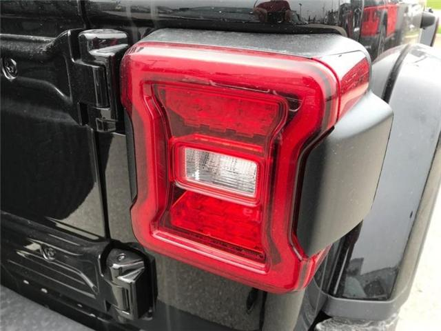 2019 Jeep Wrangler Unlimited Sahara (Stk: W18837) in Newmarket - Image 22 of 22