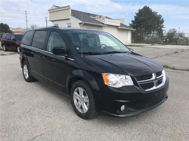 2019 Dodge Grand Caravan Crew (Stk: Y18831) in Newmarket - Image 7 of 21