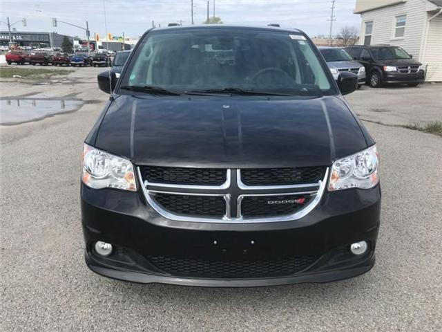 2019 Dodge Grand Caravan Crew (Stk: Y18831) in Newmarket - Image 8 of 21