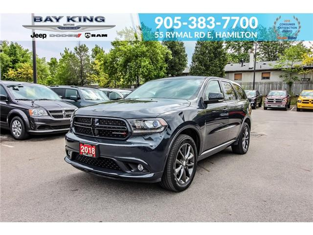 2018 Dodge Durango GT (Stk: 6845) in Hamilton - Image 1 of 19