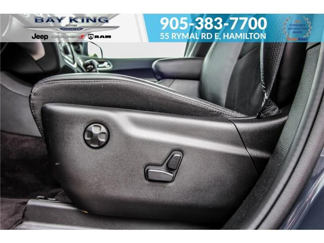 2018 Dodge Durango GT (Stk: 6845) in Hamilton - Image 10 of 19