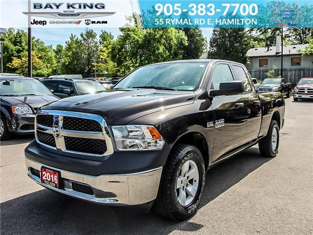 2016 RAM 1500 ST (Stk: 197030A) in Hamilton - Image 1 of 13