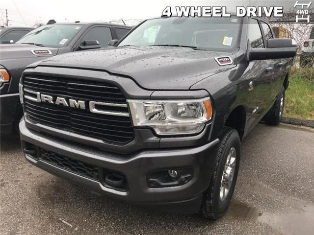 2019 RAM 2500 Big Horn (Stk: T18914) in Newmarket - Image 1 of 8