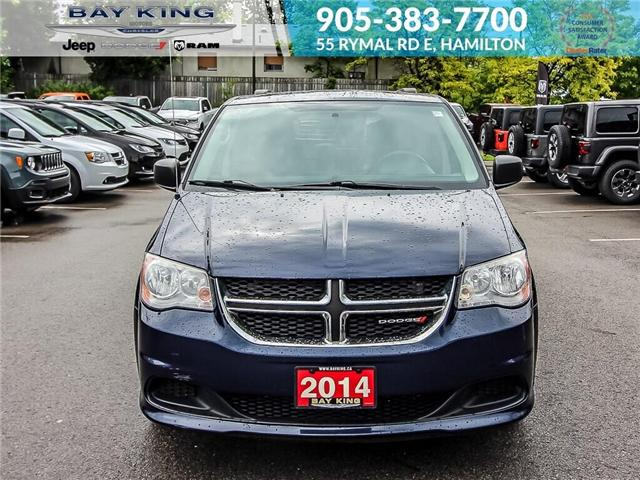 2014 Dodge Grand Caravan SE/SXT (Stk: 6857R) in Hamilton - Image 2 of 19