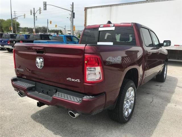 2019 RAM 1500 Big Horn (Stk: T18945) in Newmarket - Image 5 of 21