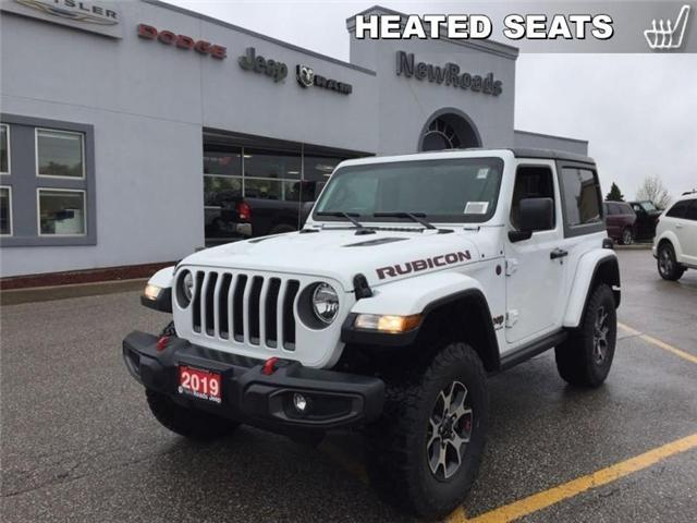 2019 Jeep Wrangler Rubicon (Stk: W18023) in Newmarket - Image 1 of 22