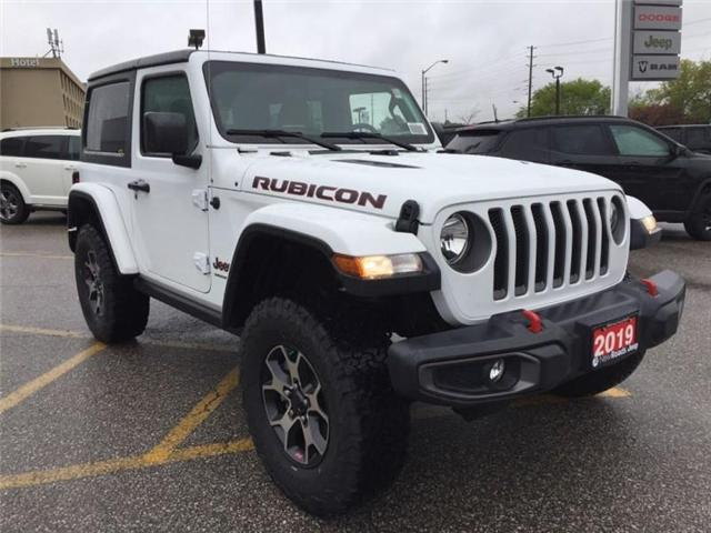2019 Jeep Wrangler Rubicon (Stk: W18023) in Newmarket - Image 7 of 22