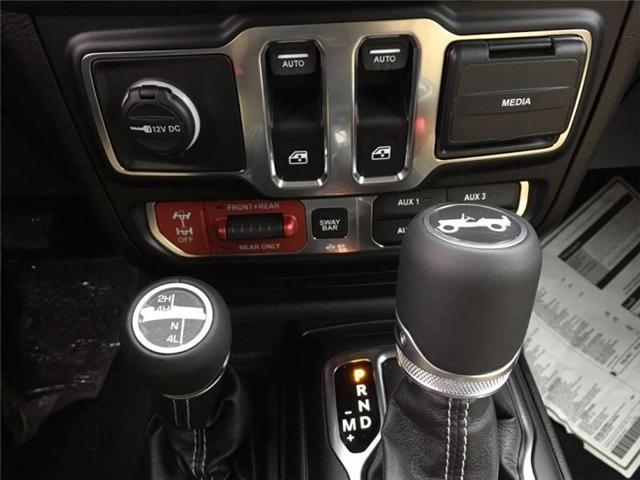 2019 Jeep Wrangler Rubicon (Stk: W18023) in Newmarket - Image 16 of 22