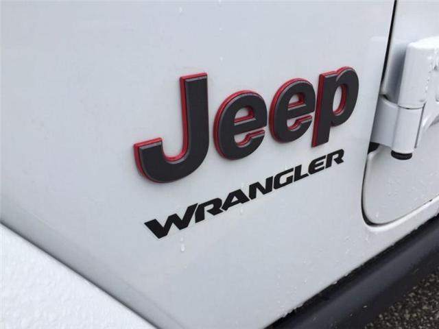 2019 Jeep Wrangler Rubicon (Stk: W18023) in Newmarket - Image 20 of 22