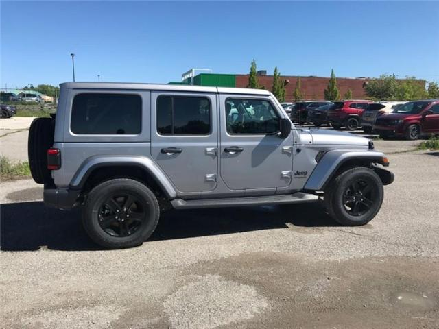 2019 Jeep Wrangler Unlimited Sahara (Stk: W19025) in Newmarket - Image 6 of 12