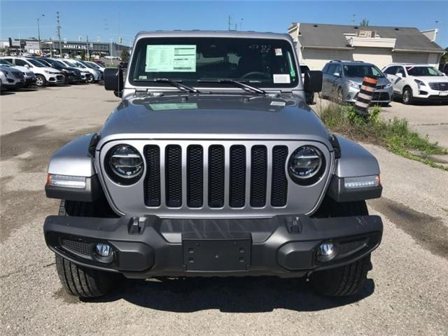 2019 Jeep Wrangler Unlimited Sahara (Stk: W19025) in Newmarket - Image 8 of 12