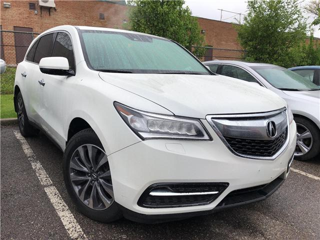 2015 Acura MDX Technology Package (Stk: 504880P) in Brampton - Image 2 of 25