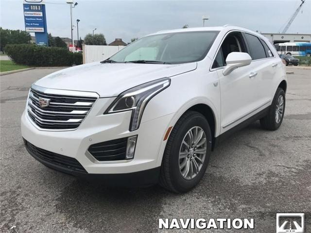 2019 Cadillac XT5 Luxury (Stk: Z127289) in Newmarket - Image 1 of 20