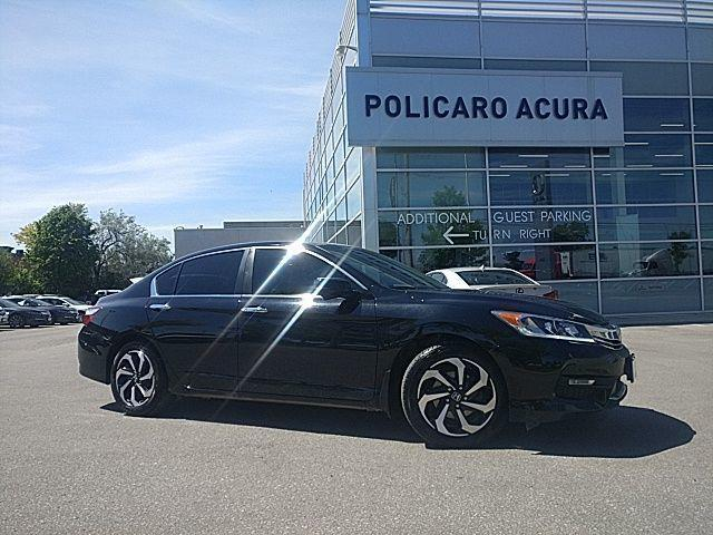 2017 Honda Accord EX-L (Stk: 800863T) in Brampton - Image 1 of 11