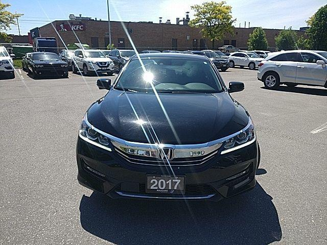 2017 Honda Accord EX-L (Stk: 800863T) in Brampton - Image 2 of 11
