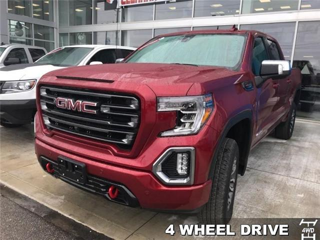 2019 GMC Sierra 1500 AT4 (Stk: Z128086) in Newmarket - Image 1 of 17