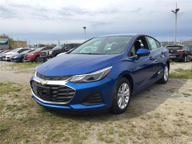2019 Chevrolet Cruze LT (Stk: 7111019) in Newmarket - Image 1 of 19