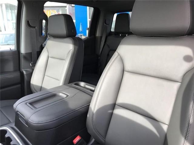 2019 Chevrolet Silverado 1500 RST (Stk: Z129331) in Newmarket - Image 17 of 18