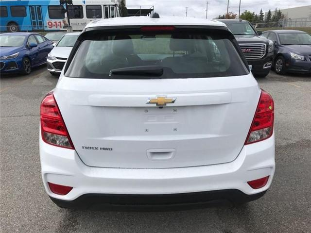 2019 Chevrolet Trax LS (Stk: L182076) in Newmarket - Image 4 of 20