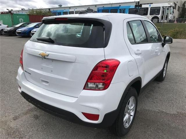 2019 Chevrolet Trax LS (Stk: L182076) in Newmarket - Image 5 of 20