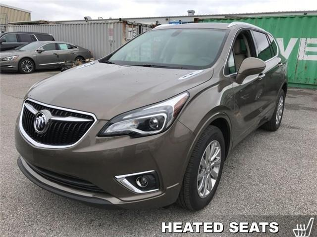 2019 Buick Envision Essence (Stk: D025551) in Newmarket - Image 1 of 21