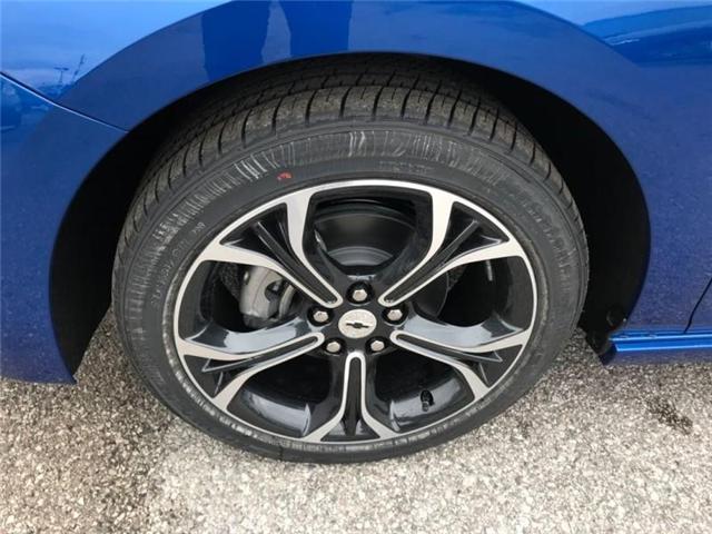2019 Chevrolet Cruze LT (Stk: 7116997) in Newmarket - Image 9 of 20