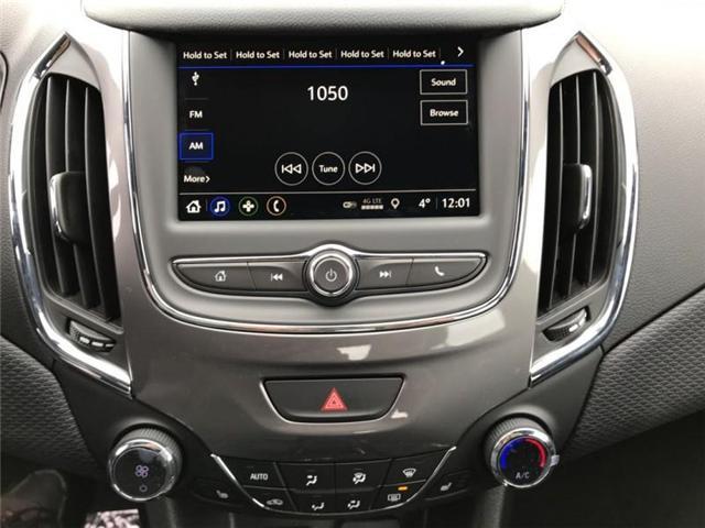 2019 Chevrolet Cruze LT (Stk: 7116997) in Newmarket - Image 17 of 20